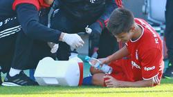 Tiago Dantas kann wohl schon bald wieder mitwirken