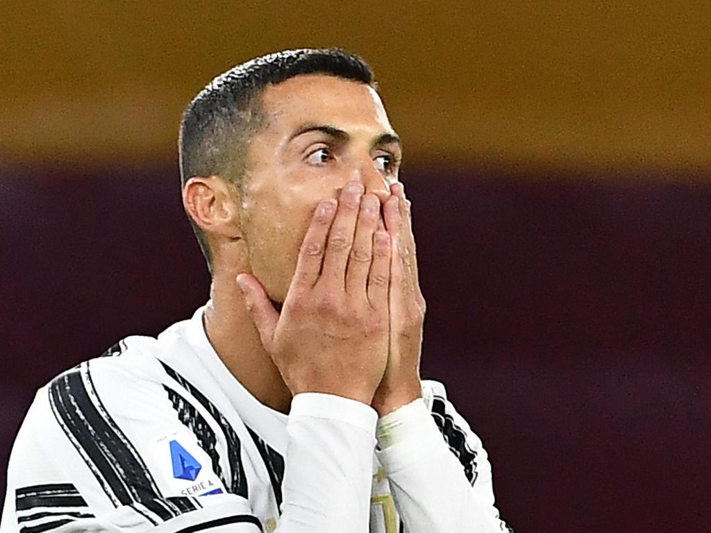 Juventus muss im Duell mit Barcelona auf seinen Superstar Christiano Ronaldo verzichten