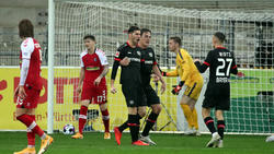 Bayer Leverkusen gewinnt beim SC Freiburg