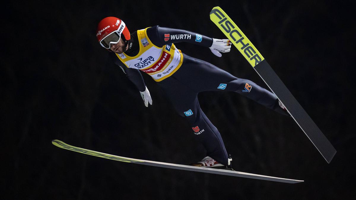 Markus Eisenbichler siegte vor Karl Geiger