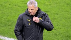 Musste beim BVB vorzeitig gehen: Lucien Favre