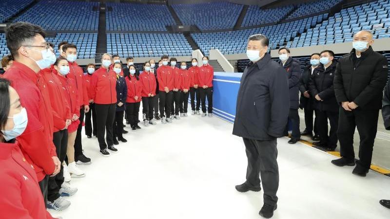 China glaubt trotz Corona an die Winterspiele 2022