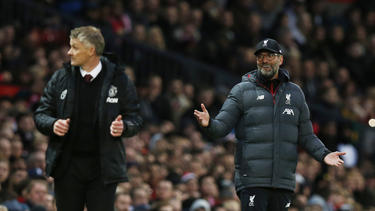 Muss mit dem FC Liverpool in der vierten Runde des FA Cups zu Manchester United: Jürgen Klopp