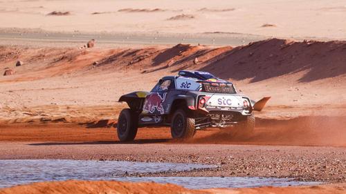 Stéphane Peterhansel ist auf dem Weg zu seinem 14. Dakar-Sieg