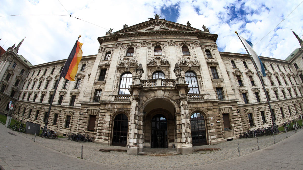 Im Landgericht München wird Freitag das Urteil gesprochen