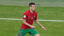Hatte einen Top-Start in die EM - dann ein unglückliches Spiel gegen Deutschland: Raphael Guerreiro