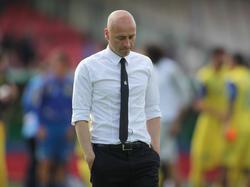 Eugenio Corini, allenatore del Chievo