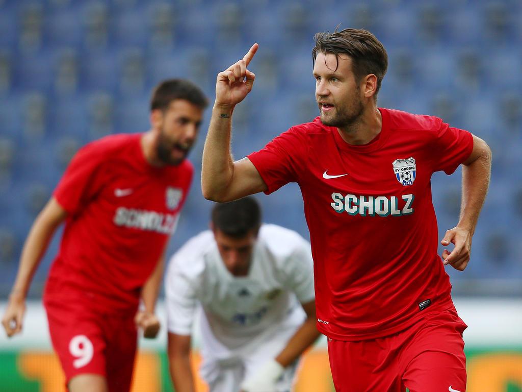 Maximilian Karner wird künftig für Levski Sofia spielen