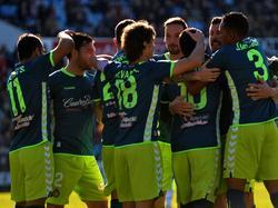 Valladolid gewinnt mit 2:0 bei Real Zaragoza