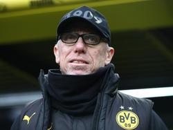 Peter Stöger freut sich, Marko Reus wieder im BVB-Kader zu wissen