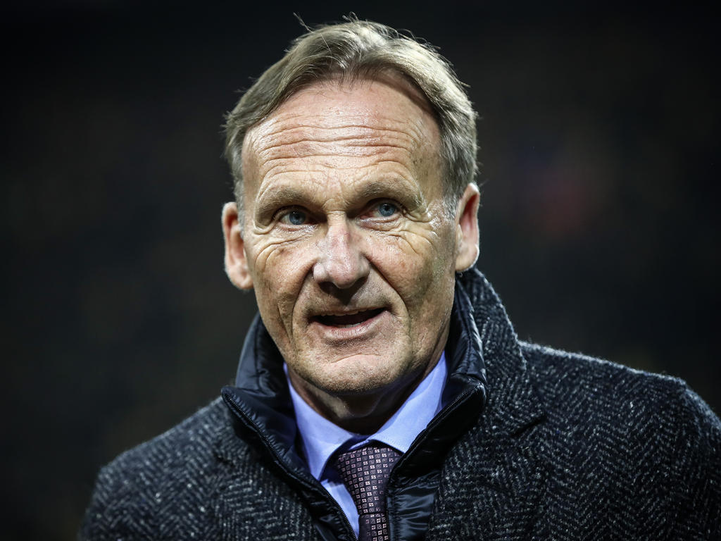 Hans-Joachim Watzke hat bei Borussia Dortmund verlängert