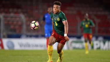 Pierre Malong wechselt zum FSV Mainz