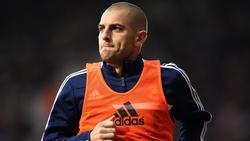 Mladen Petric drückt seiner Nationalmannschaft die Daumen