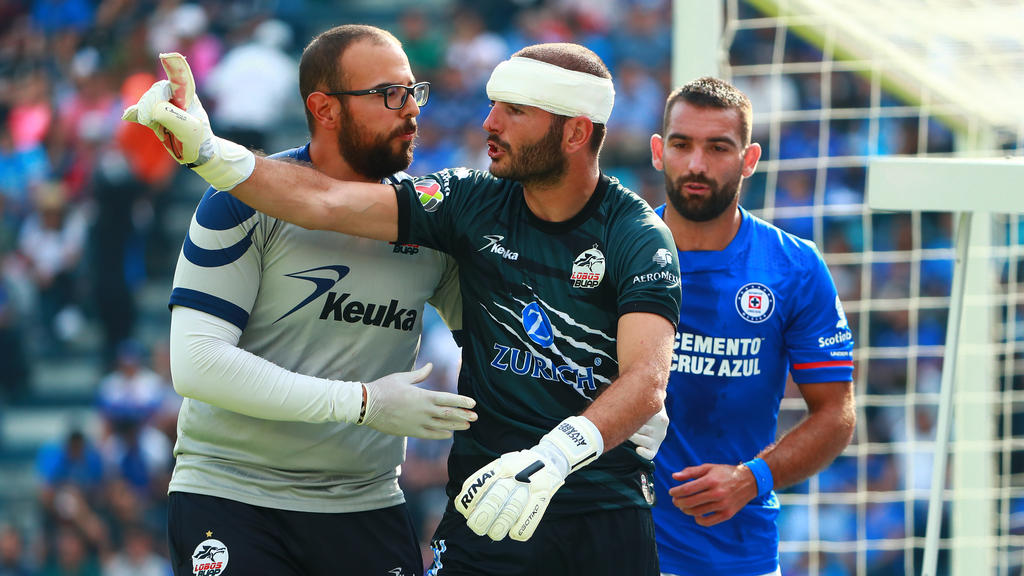Footballers punished by coach