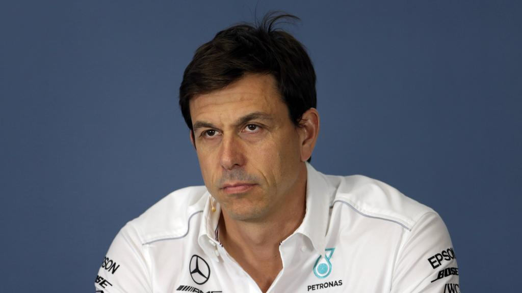 Derzeit nicht gut auf Renault und McLaren zu sprechen: Toto Wolff