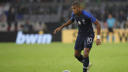 Kylian Mbappé blieb kurz vor Schlusspfiff nervenstark