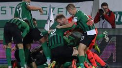 Preußen Münster schlägt Wehen Wiesbaden klar mit 3:0