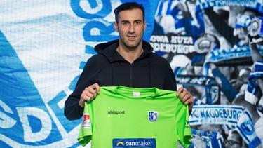 Giorgi Loria wechselt zum 1. FC Magdeburg