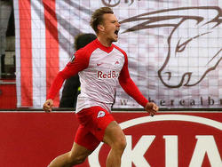 Fredrik Gulbrandsen blieb drei Jahre in Salzburg