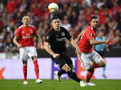 Benfica gegen Frankfurt