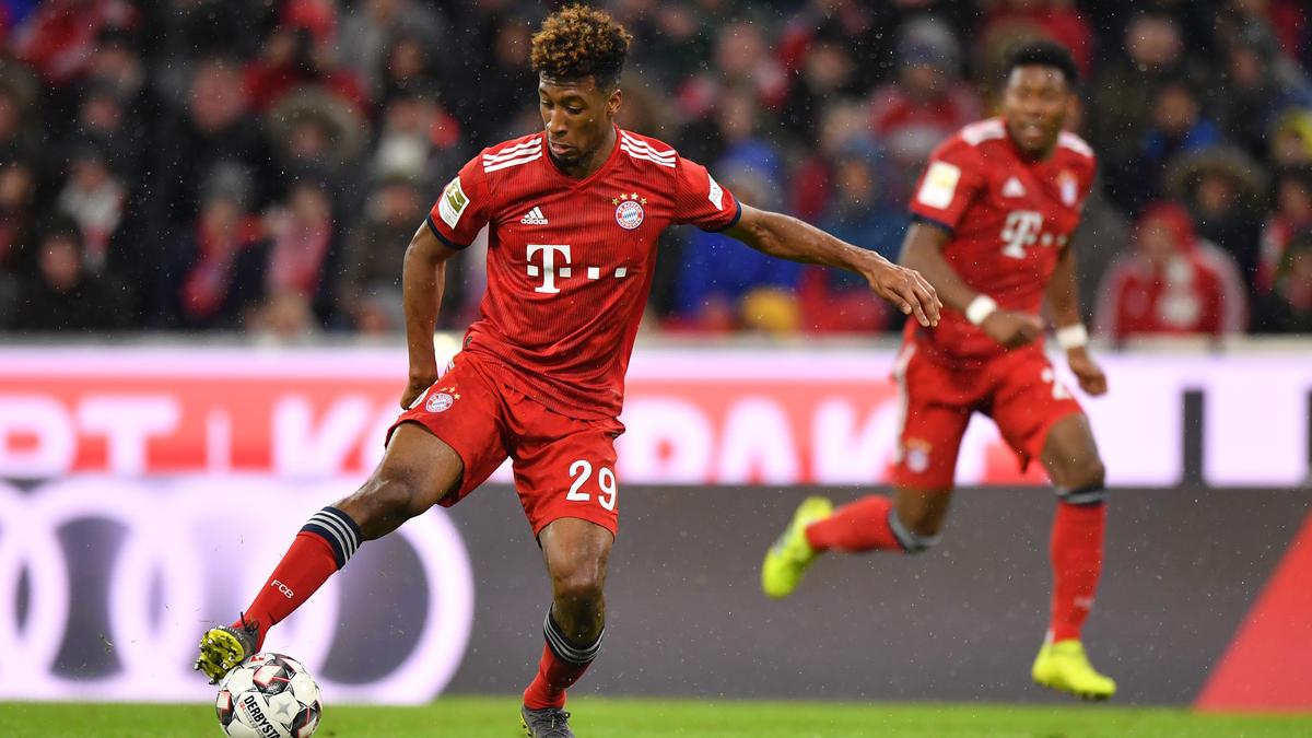 Bayern Gegen Leipzig 2021