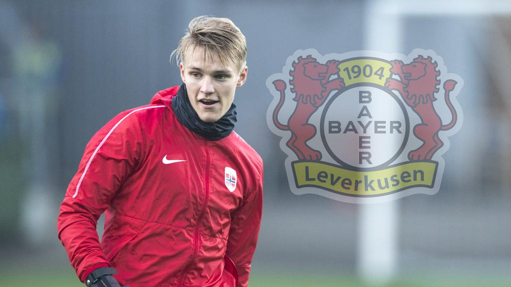 Wechselt Martin Ödegaard zu Bayer Leverkusen?
