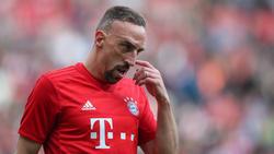 Franck Ribéry verlässt den FC Bayern