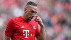 Franck Ribéry hat sich zur Situation bei seinem Ex-Klub FC Bayern München geäußert