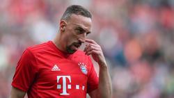 Franck Ribéry wurde ein Vertrag über zwei Jahre angeboten