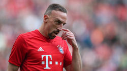 Franck Ribéry wechselt zum AC Florenz