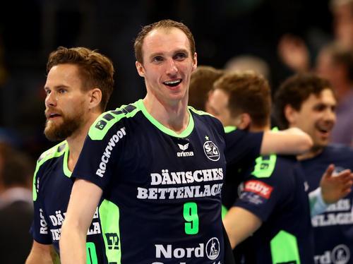 Die SG Flensburg Handewitt steht nach dem Sieg gegen Brest mit einem Bein im Achtelfinale der Champions League