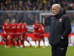 Der 1. FC Kaiserslautern gewinnt beim ersten Auftritt unter Michael Frontzeck
