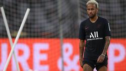 Neymar wurde angeblich vom Training ausgeschlossen