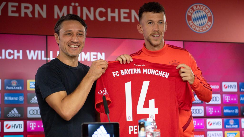 Ivan Perisic wechselte auf Empfehlung von Niko Kovac zum FC Bayern