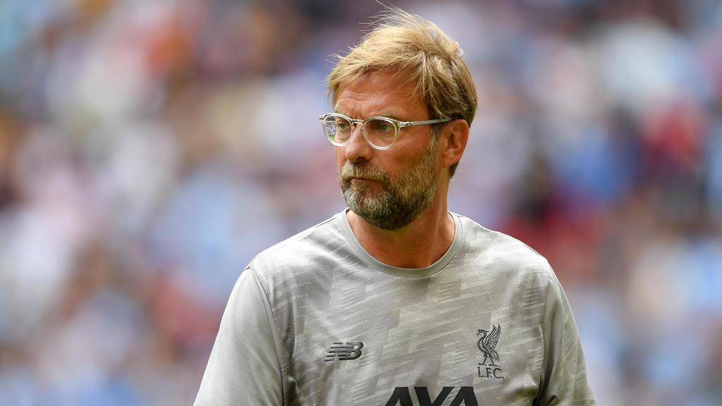 Jürgen Klopp trainiert seit 2015 den FC Liverpool