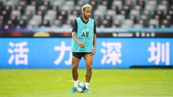Neymar steht aktuell noch bis 2022 bei PSG unter Vertrag