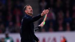 Achim Beierlorzer vom 1. FC Köln schimpft über Elfer-Entscheidung