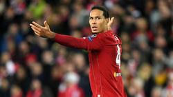 Der FC Liverpool musste sich mit einem Remis gegen Napoli zufrieden geben