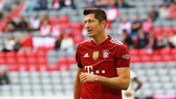 Robert Lewandowski vom FC Bayern gewann 2020 die UEFA-Auszeichnung