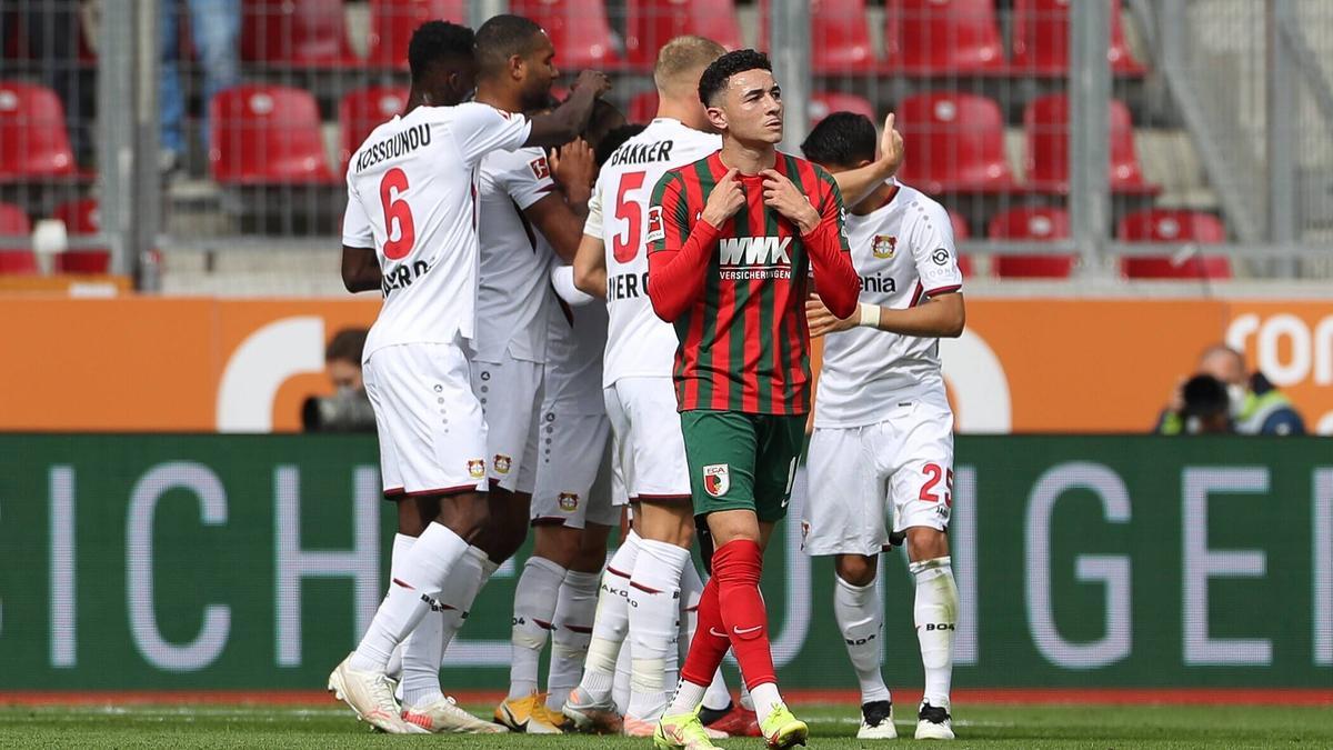 Bitterer Nachmittag für den FC Augsburg