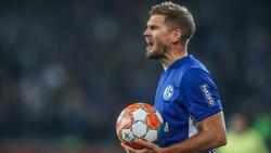 Simon Terodde ist beim FC Schalke 04 bislang der Erfolgsgarant