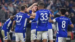 Der FC Schalke 04 eilt von Sieg zu Sieg