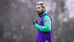 Claudio Pizarro soll bei Werder Bremen keine Führungsaufgaben mehr haben