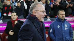 Rummenigge ist Vorstandsvorsitzender des FC Bayern
