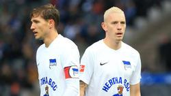Niklas Stark und Marius Wolf stehen vor der Rückkehr ins Mannschaftstraining