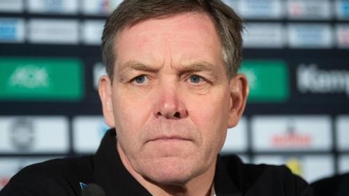 Sorgt sich um die Zukunft des Handballs: Bundestrainer Alfred Gislason