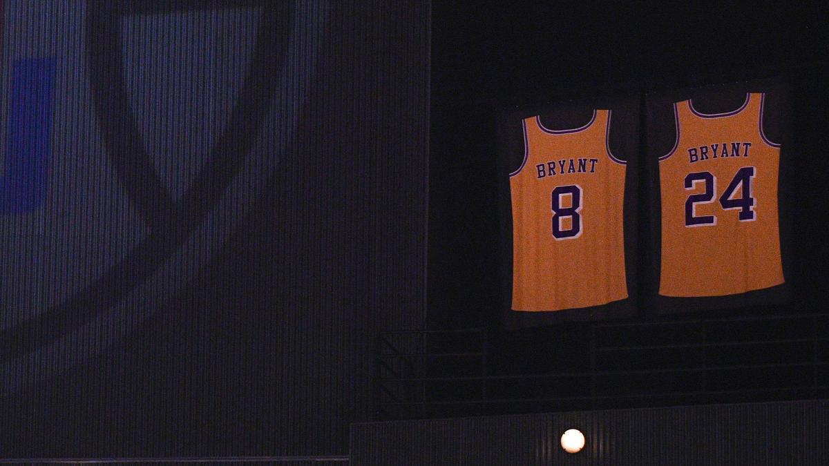 Die Basketball-Welt denkt an den ehemaligen US-Basketballstar Kobe Bryant