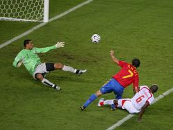 Raúls letztes WM-Tor
