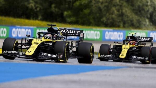Satz mit x: Renault hatte gleich zwei Defekte mit nur einem Bauteil