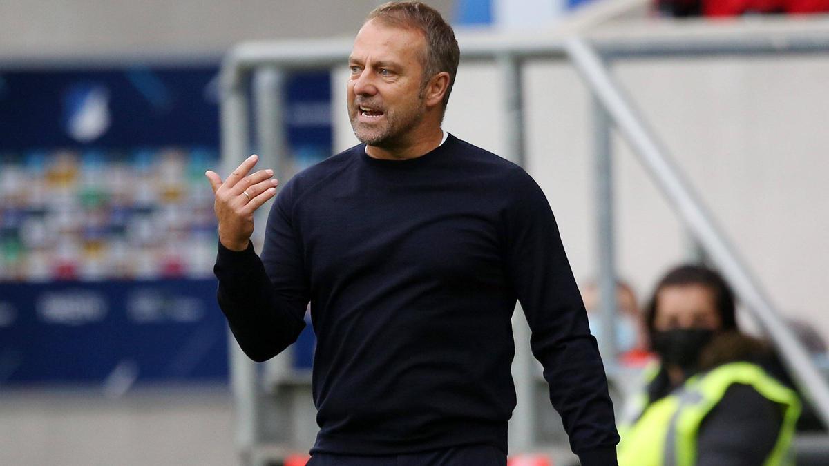 FC Bayern: Hansi Flick erklärt Pleite - Stimmen zu den Spielen von BVB, FC Schalke 04, Gladbach und Co.